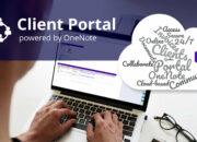 Create a secure client portal