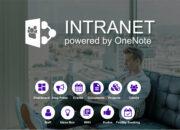 Create a digital information hub & workspace