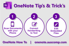 Things you didn't know you can do with OneNote